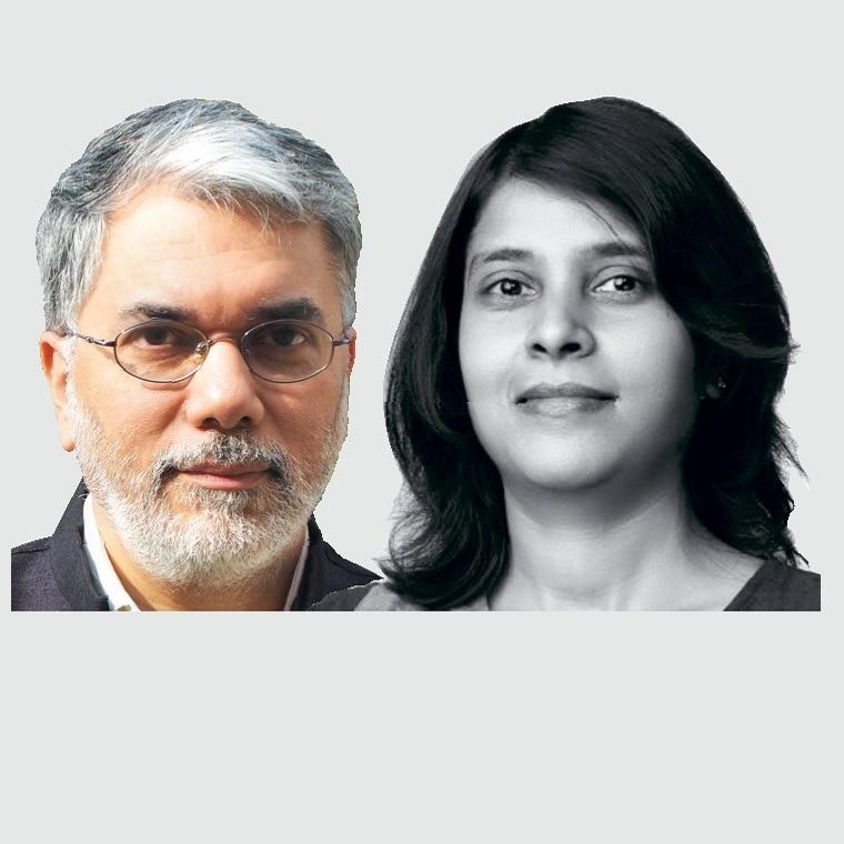 Ajay Shah and Amrita Agarwal