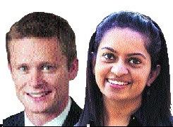 Anthony Casey & Bhargavi Zaveri