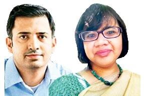 Chakshu Roy & Mandira Kala