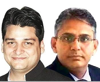 Harsh V Pant & Vinay Kaura