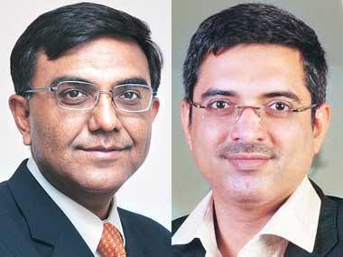Janmejaya Sinha & Rohit Vohra