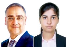 Jay Cheema & Faiza Khan