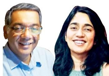 Jayant Tripathi & Nayantara Roy