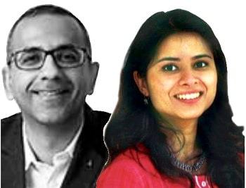 Nishant Chadha & Bharti Nandwani