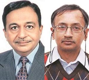 Rajesh Chadha & Sanjib Pohit