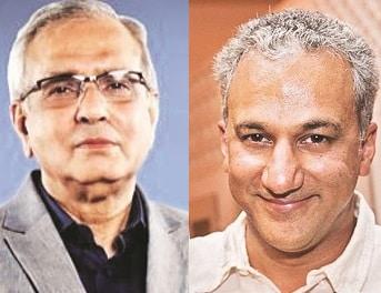 Rajiv Kumar & Ajit Pai