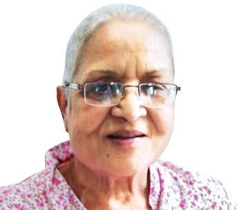Rita Bhandari Sambrani