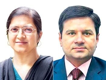 Rupa Chanda & Pralok Gupta