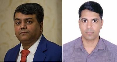 Soumya Kanti Ghosh & Saket Hishikar
