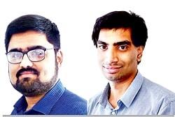 Vijay Bhalaki & Akshay Natteri