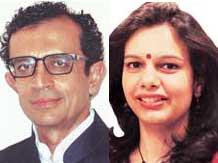 Vikram Gandhi & Chandni Ohri