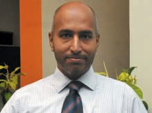 Sudheesh Nambiath - Senior Analyst- Precious Metals, GFMS, South Asia & UAE, Commodities Research & Forecast, Thomson Reuters