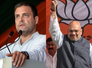 Election results LIVE: Congress leads in Rajasthan, market falls 400 pts