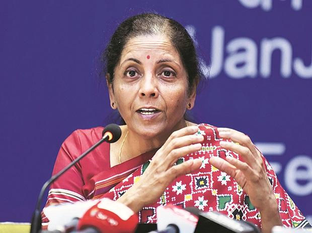 Govt willing to do more beyond Budget to boost growth: FM Sitharaman