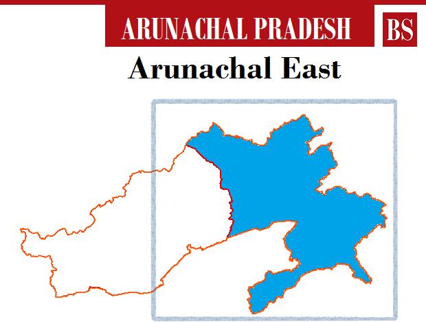 Arunachal East