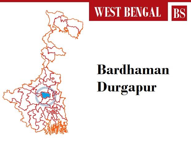Bardhaman - Durgapur