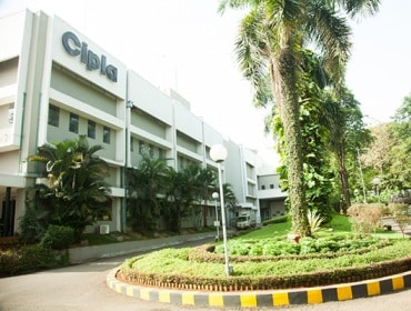 Cipla nears 52-week high post Q1 results