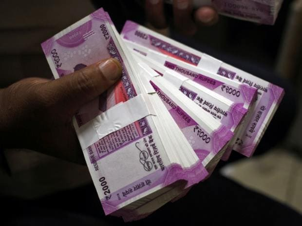 New Rs 2,000 note issued after the central government announced its demonetisation policy on November 8