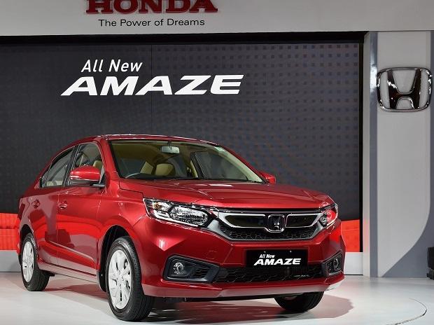 all new Amaze, Honda, honda cars
