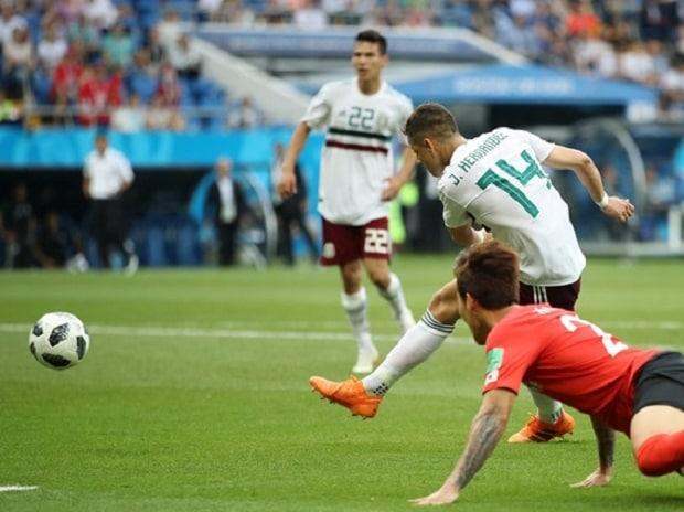 Mexico goal