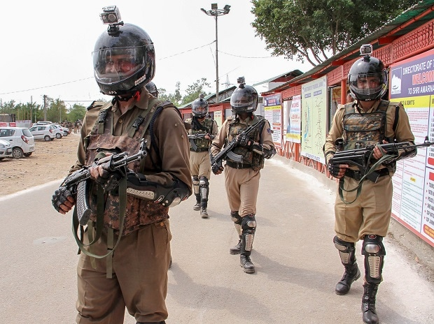 Security, Amarnath Yatra