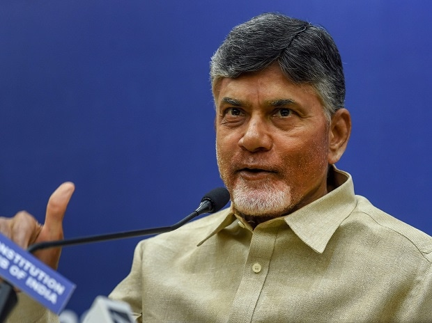 Chandrababu Naidu confident winning LS Polls?