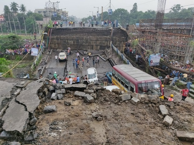 Majherhat bridge collapse