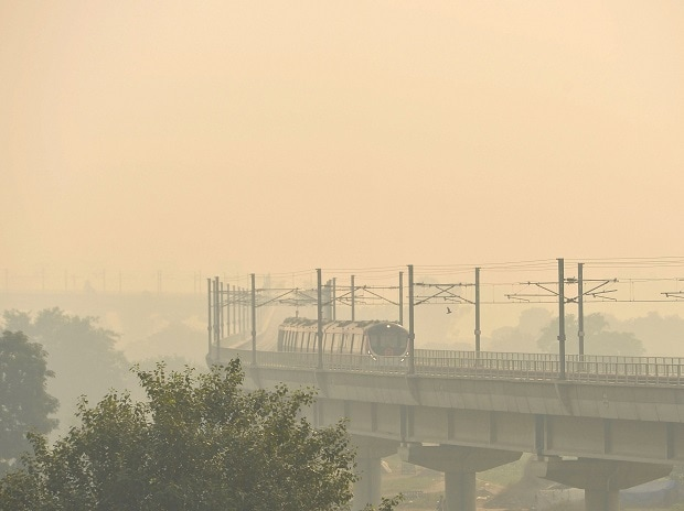 Air Quality In Delhi Ncr Continues To Decline As Wind Speed