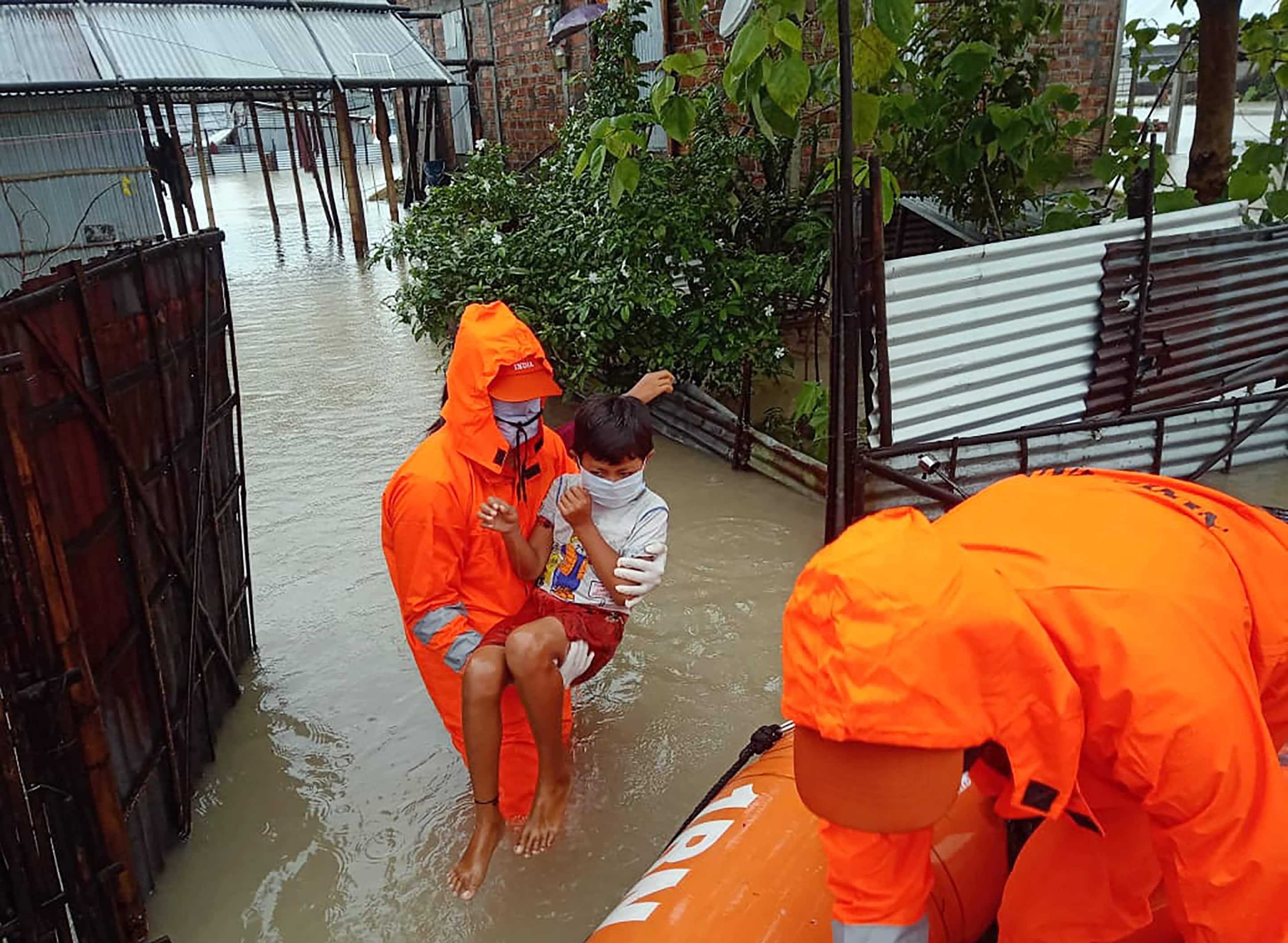 Floods, NDRF, Rains