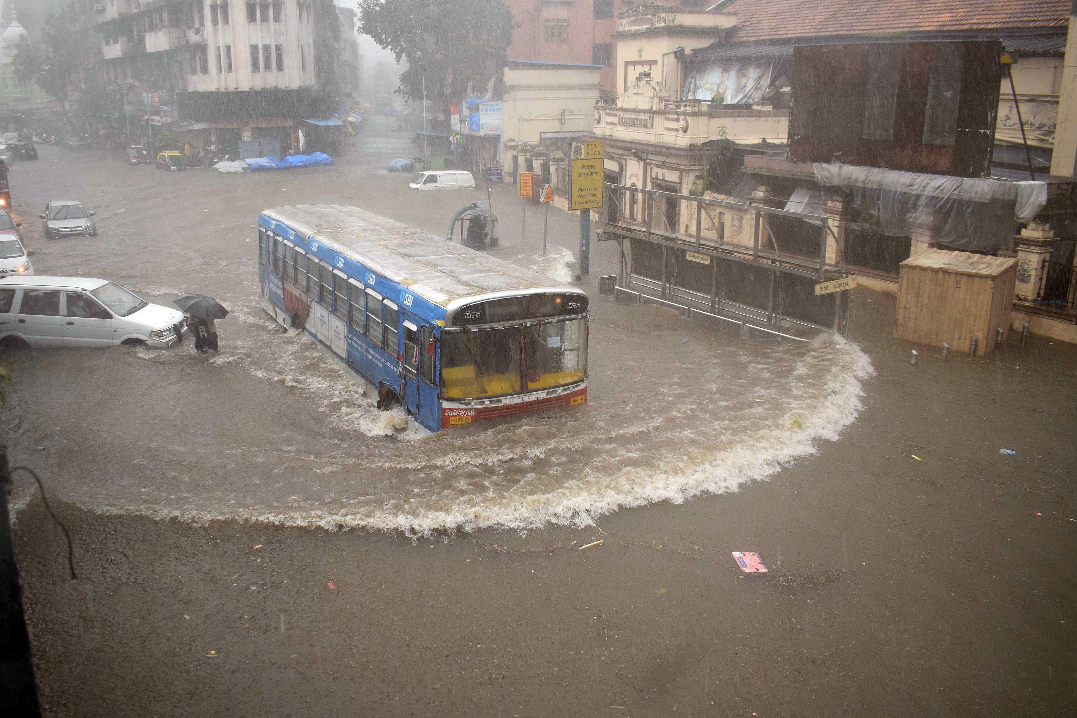 Mumbai rains, monsoon