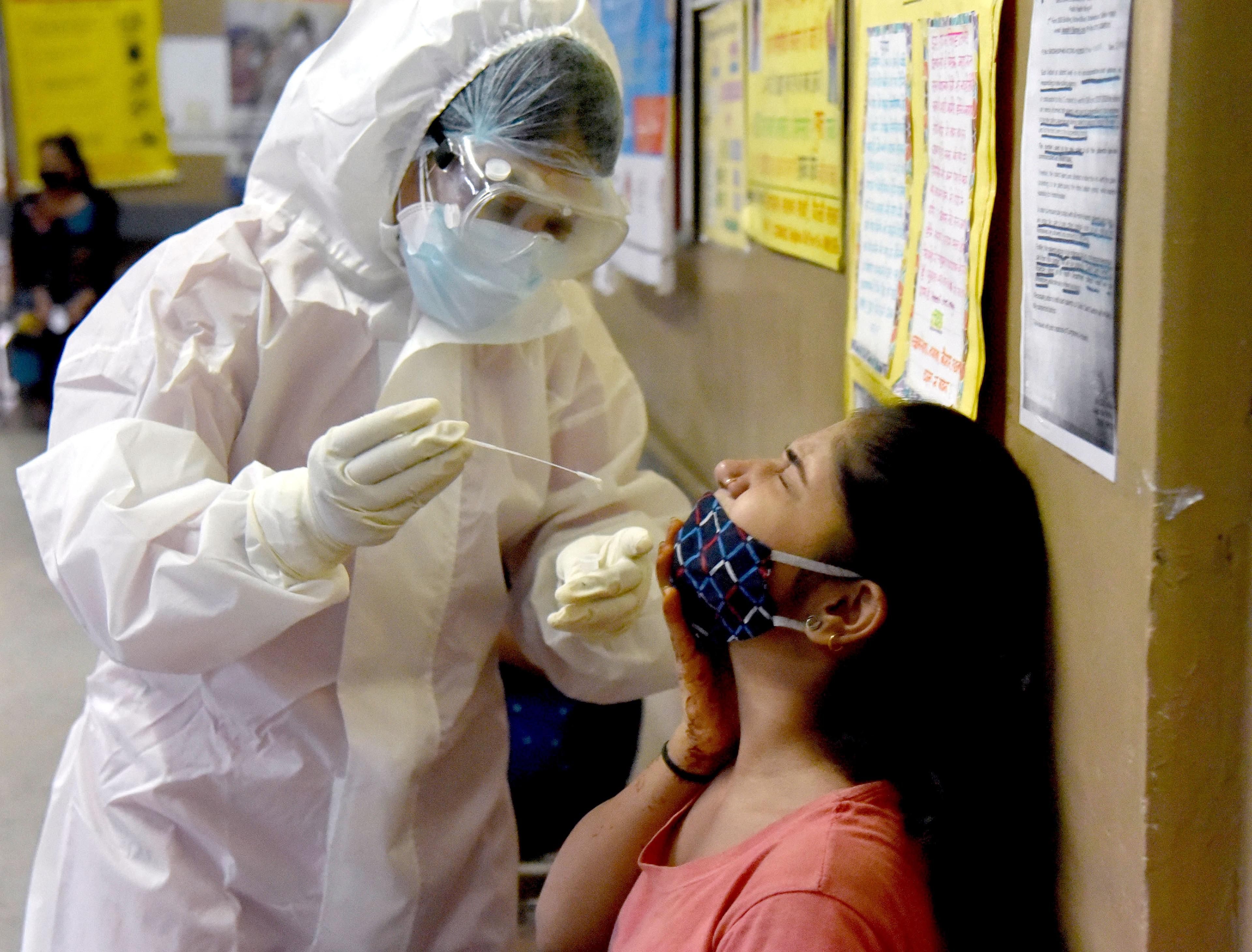 Coronavirus, Coronavirus tests