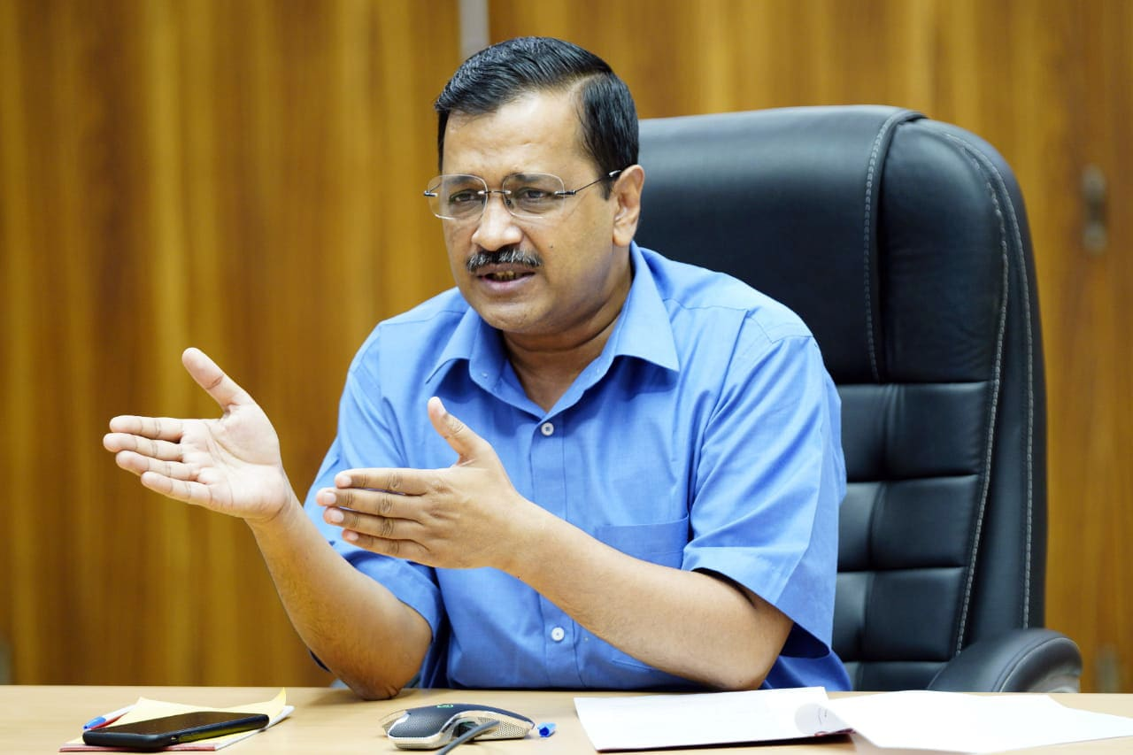 Directed Health Min that prescription not be asked for Covid test: Kejriwal thumbnail
