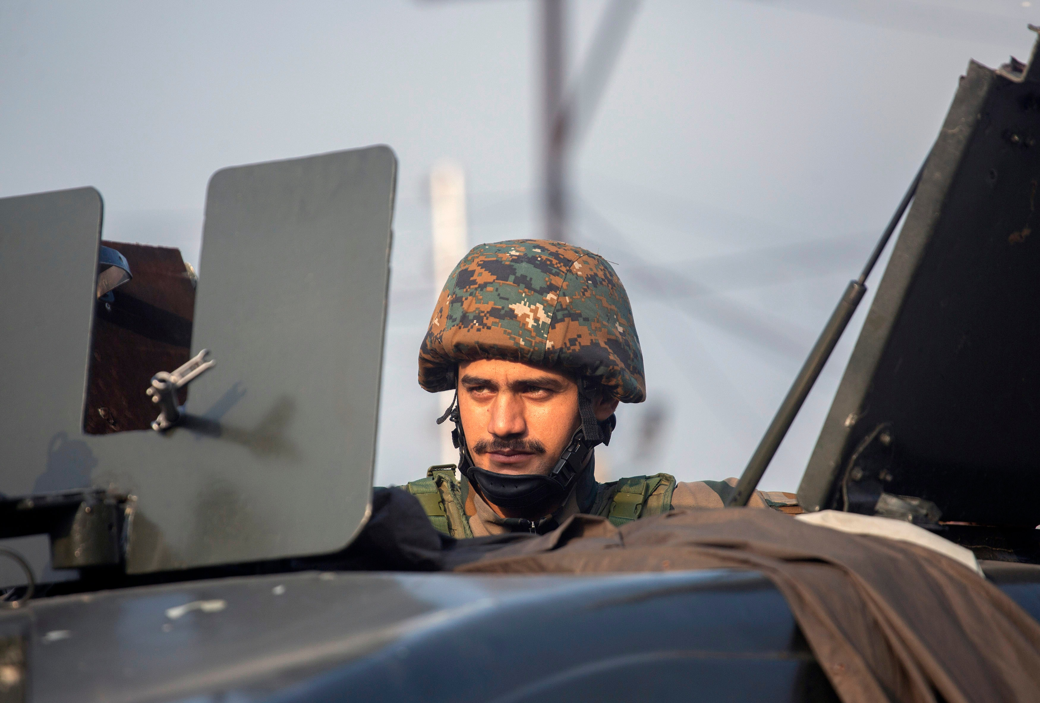 Kashmir, encounter, Army