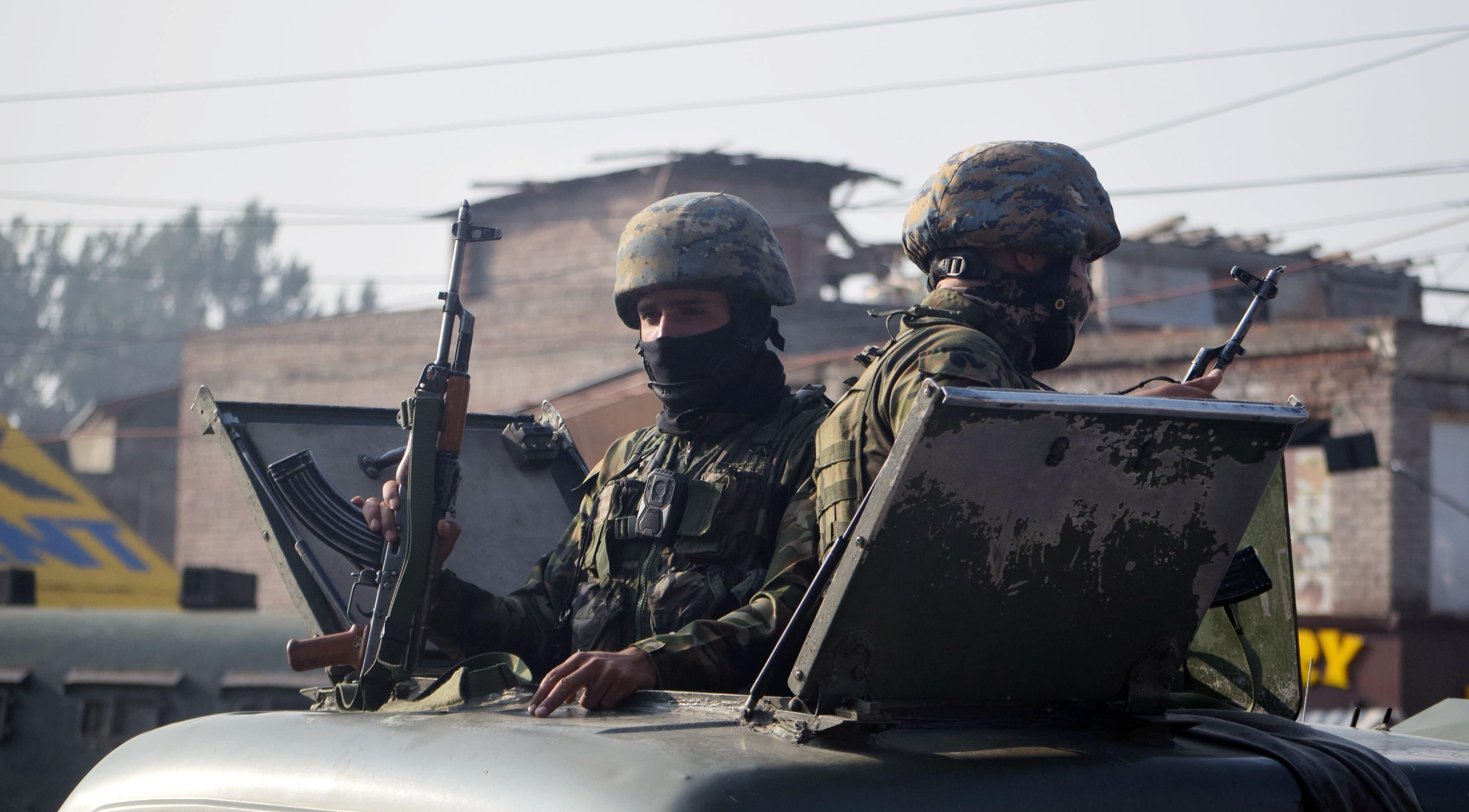 Kashmir, Army