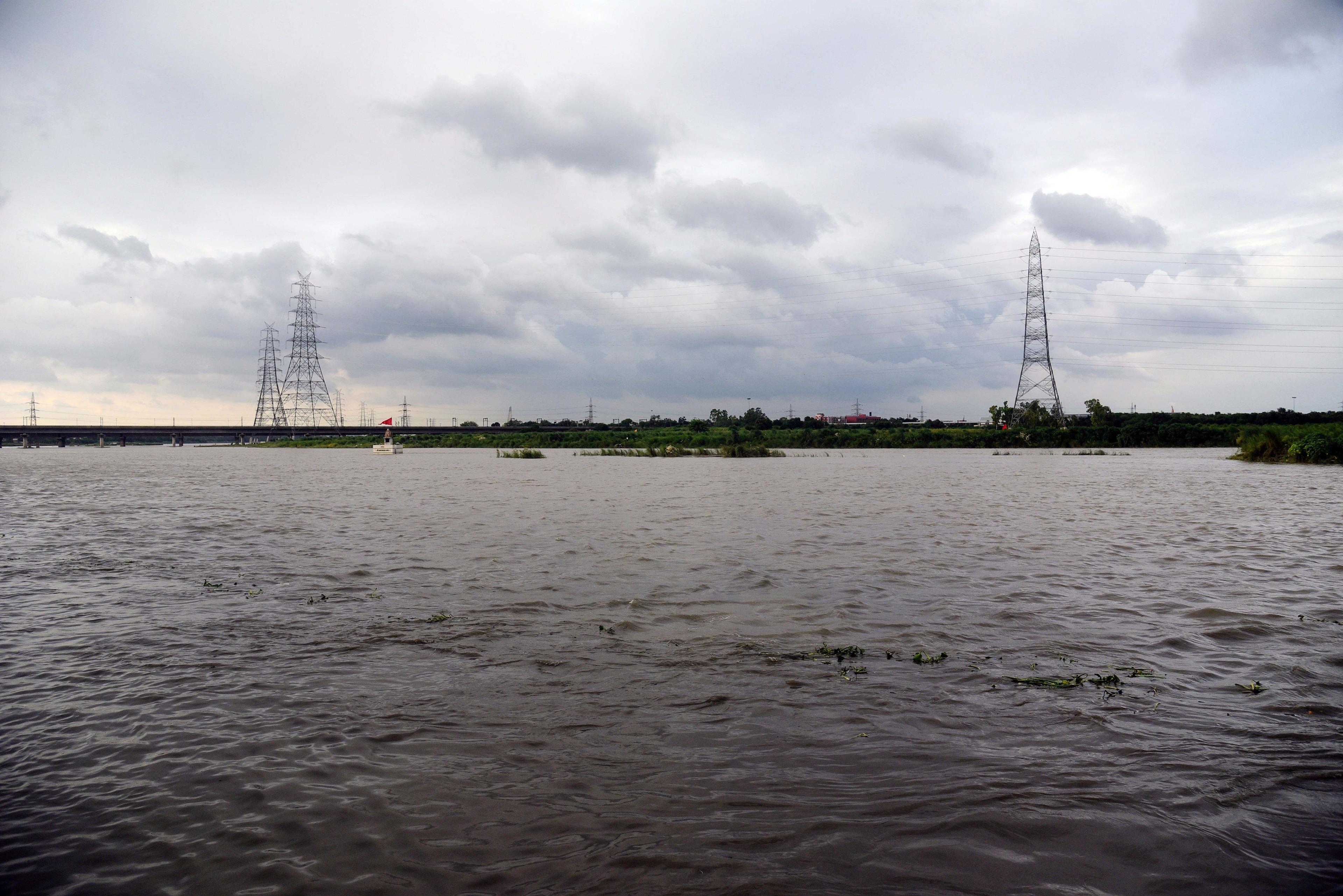 Yamuna, floods