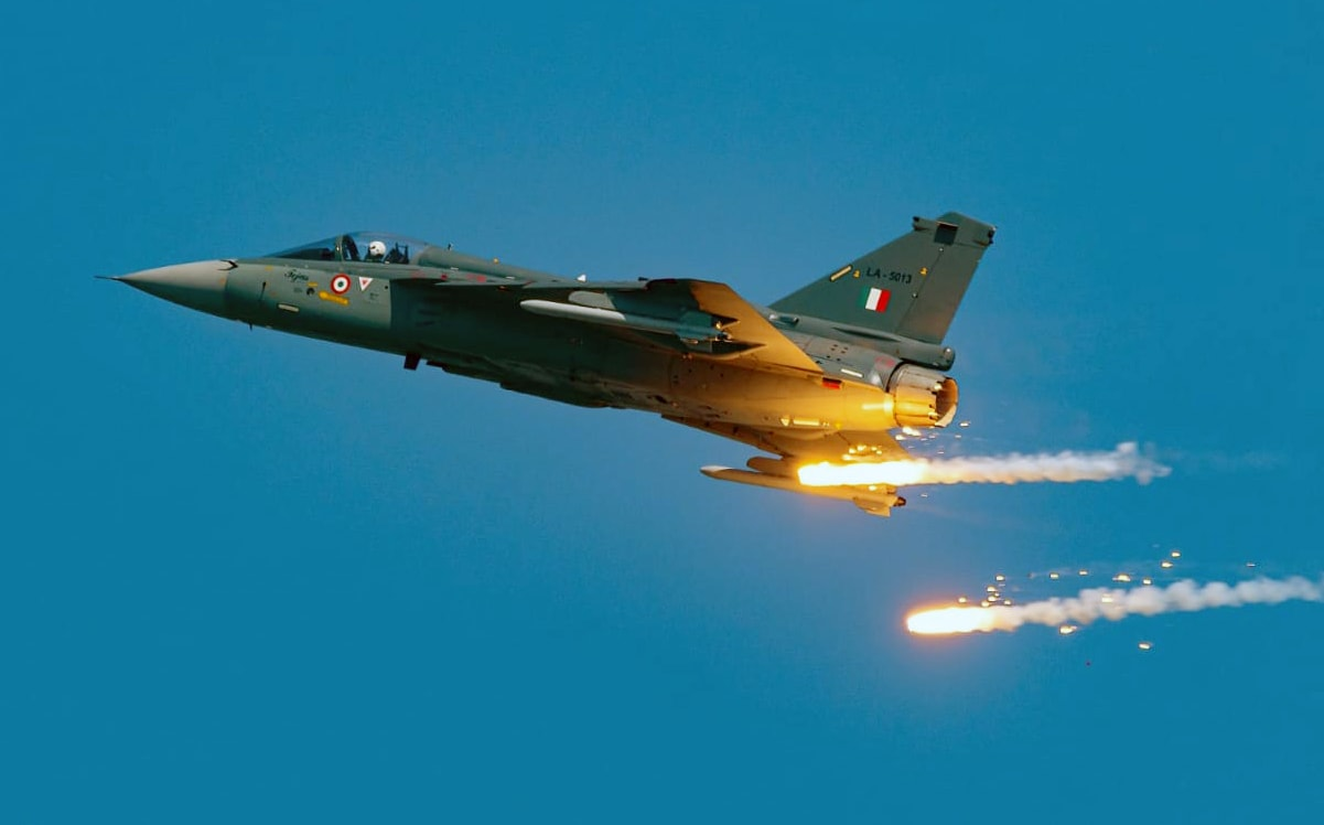 Indian Air Force, Tejas