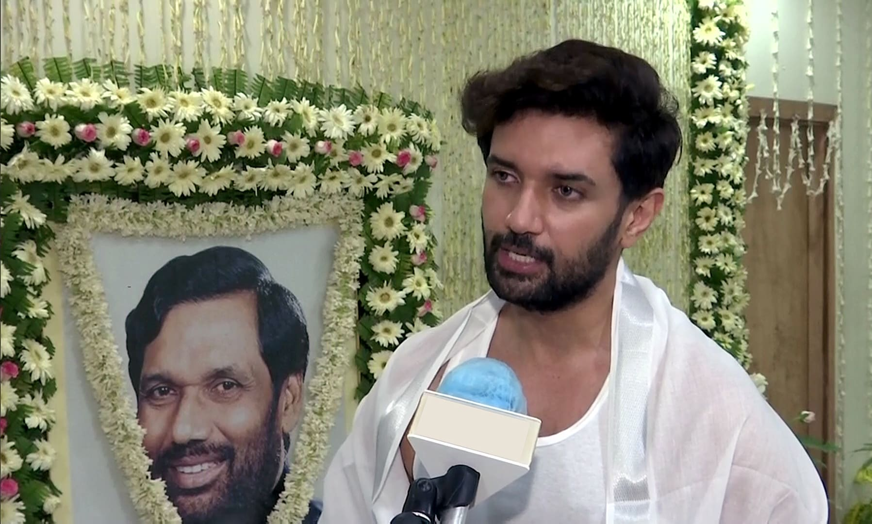 Chirag should worry about his father's legacy, not use harsh words: BJP