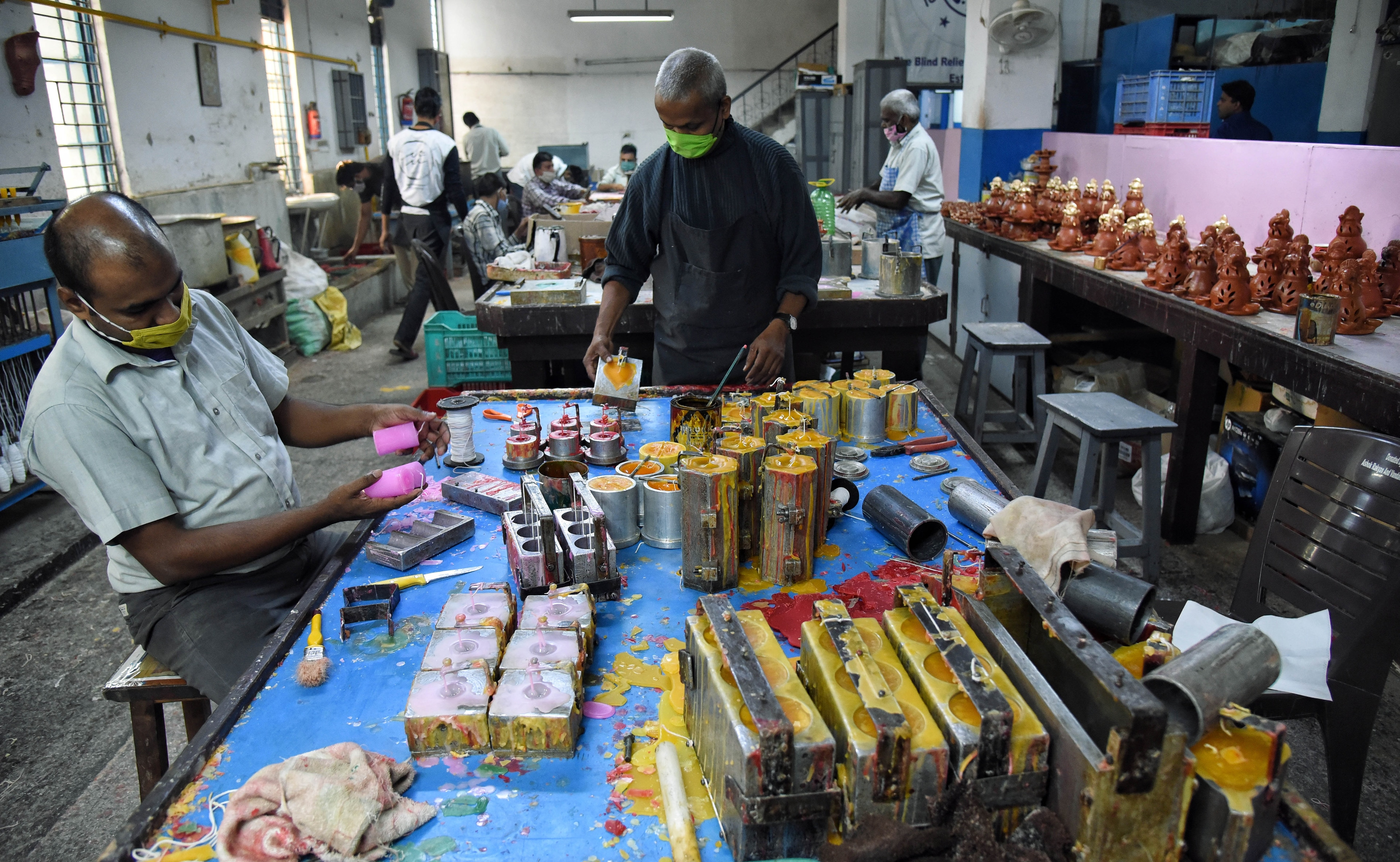No Diwali carnivals this year, organisers and artisans count their losses
