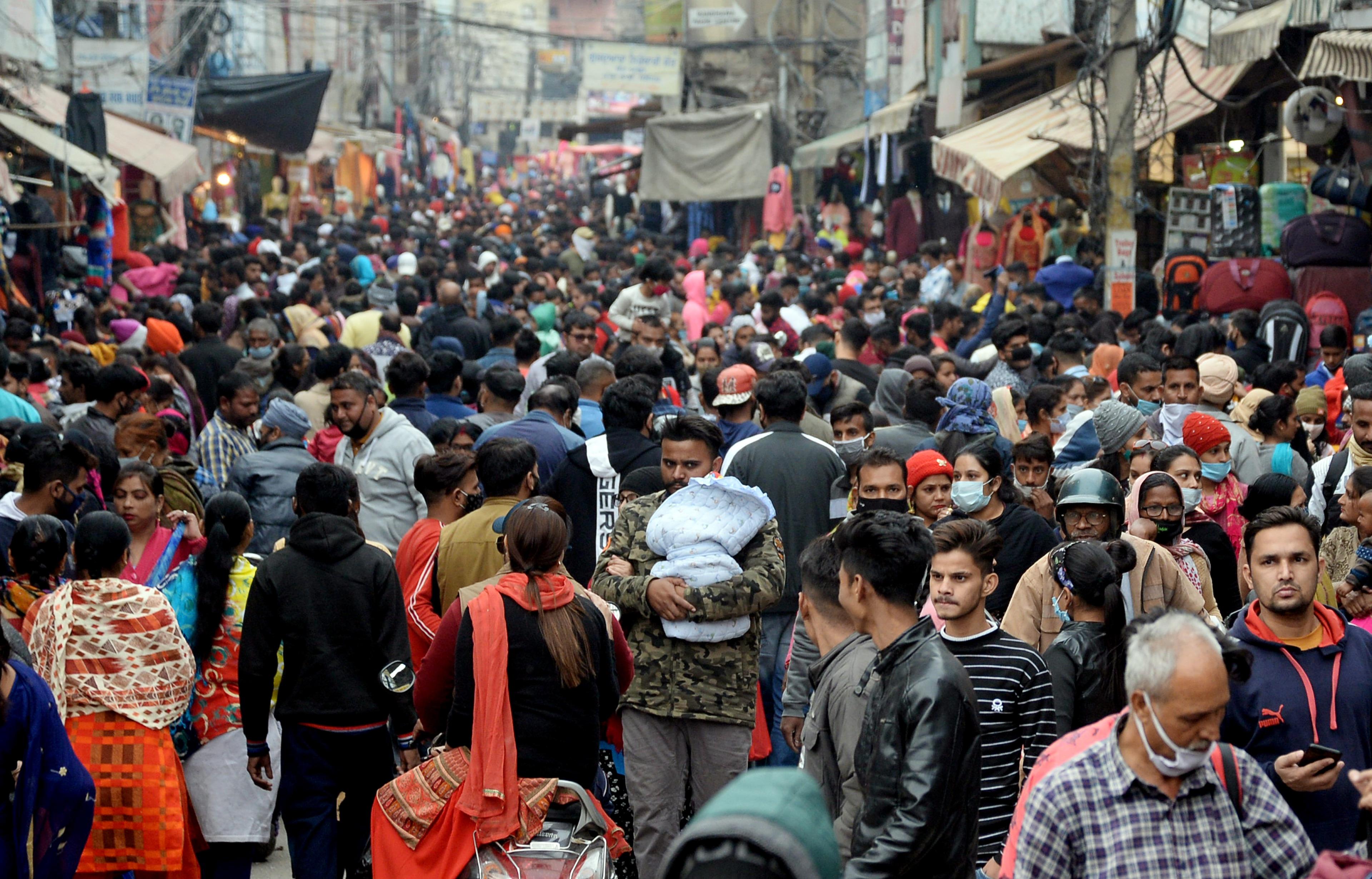 Soaring prices dampen consumer mood in India's festival season