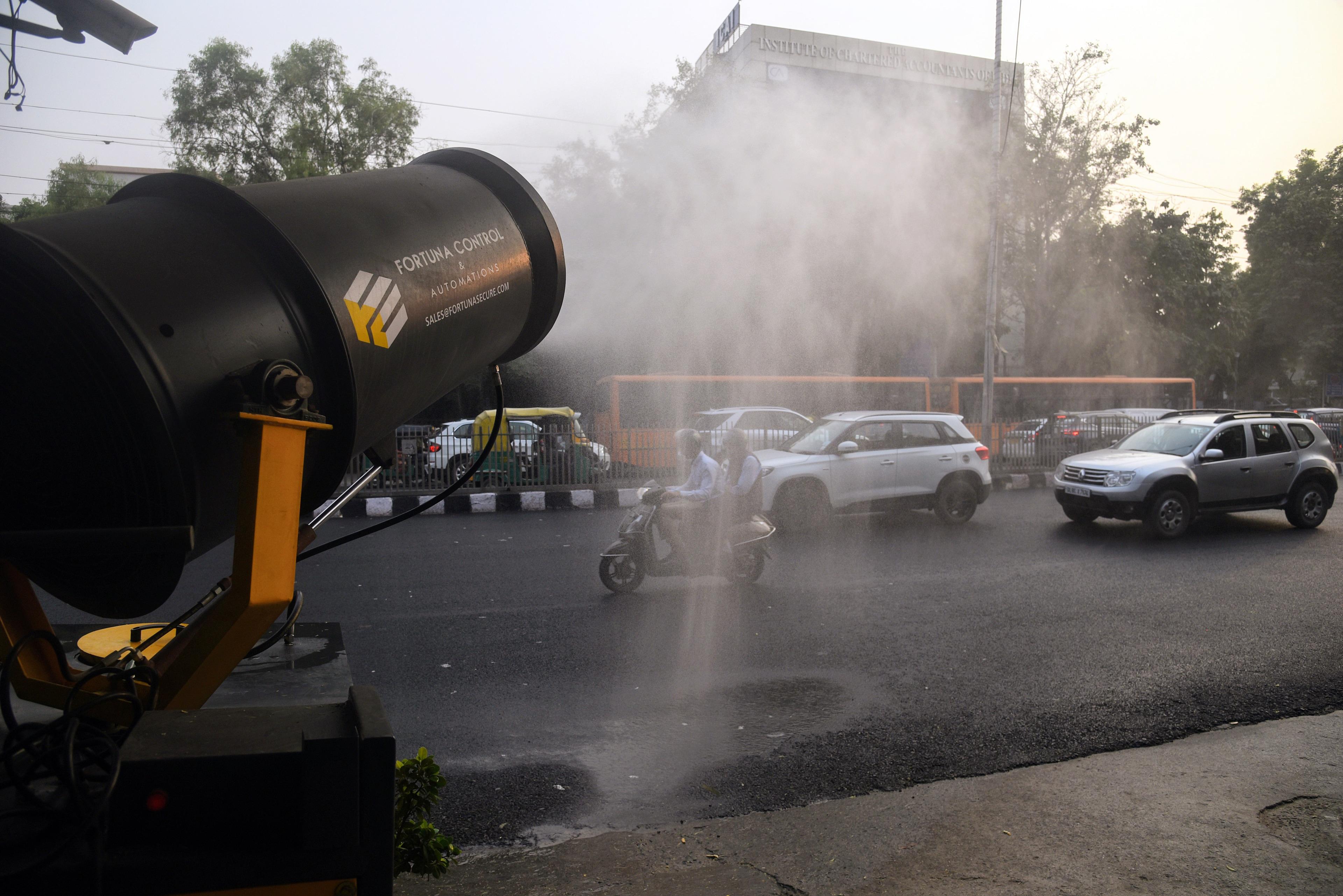 Sebanyak 22 dari 30 kota paling tercemar di dunia berada di India: Potret thumbnail