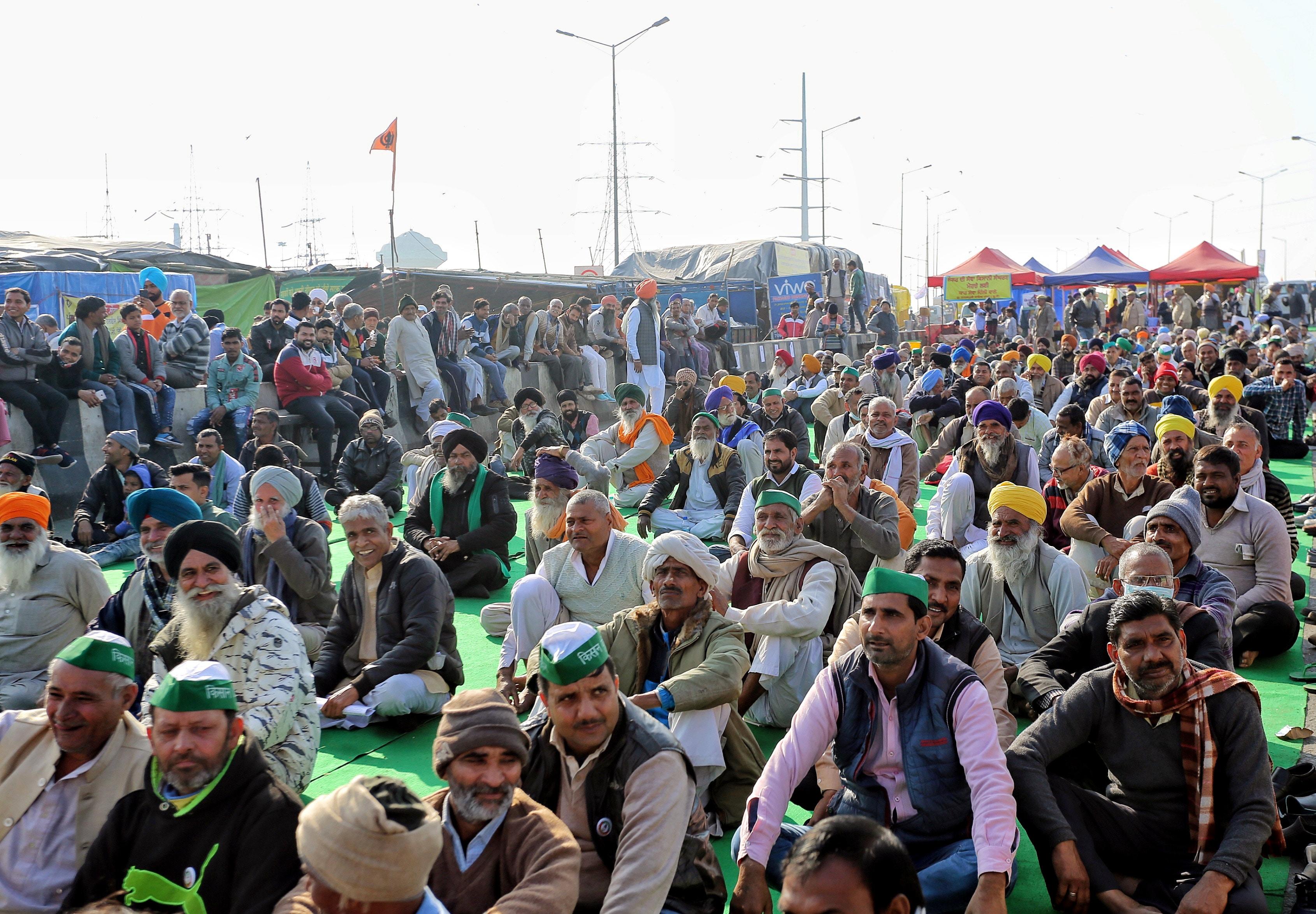 Polisi Delhi telah menyetujui parade traktor pada 26 Januari, klaim para petani thumbnail
