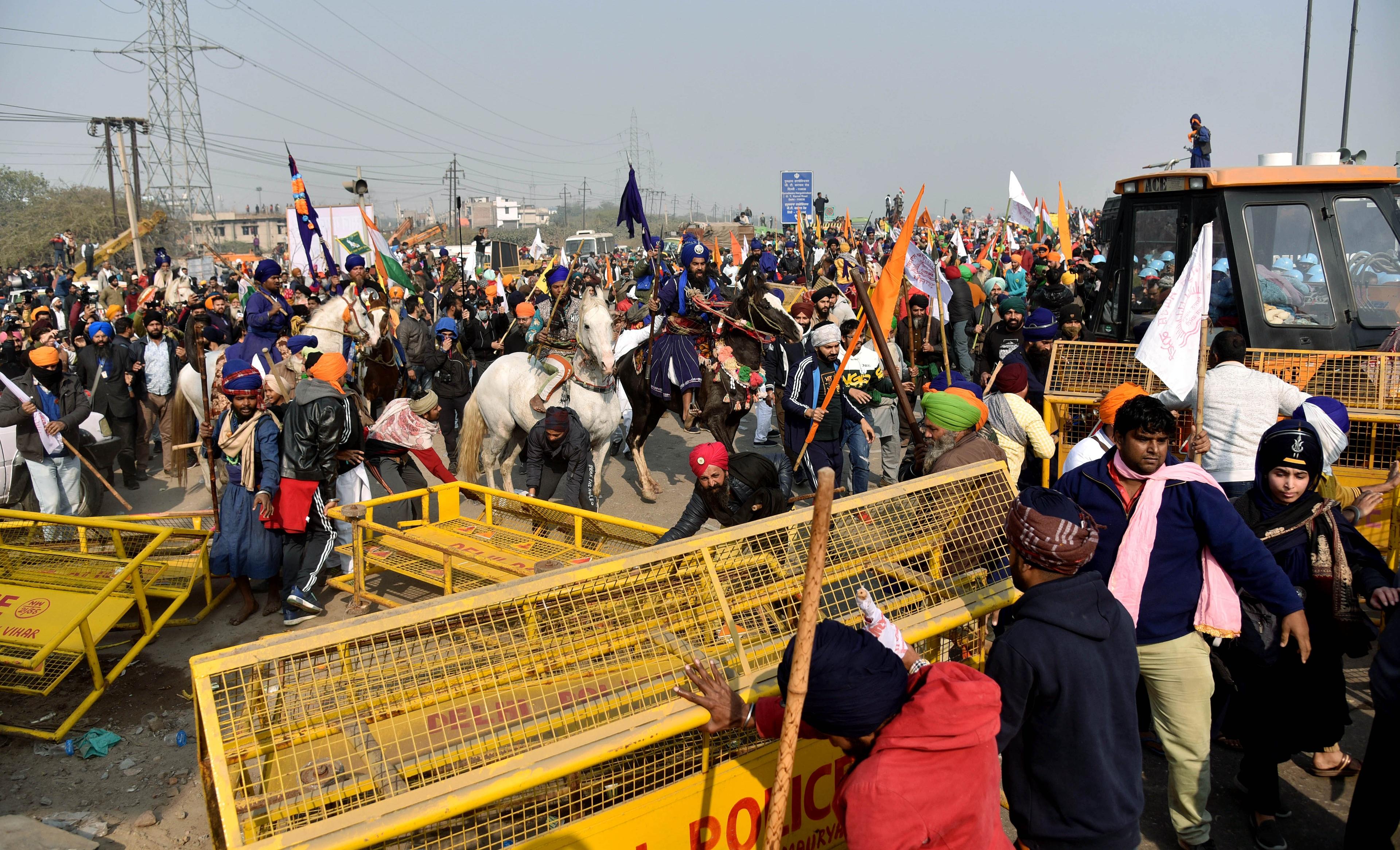 Pemimpin BJP Haryana Rampal Majra berhenti dari program karena pedoman penjara pertanian baru dari Centre thumbnail