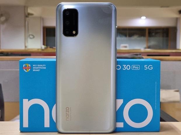 Realme Narzo 30 Pro review: A regular midrange phone with 5G as a bonus    Business Standard News