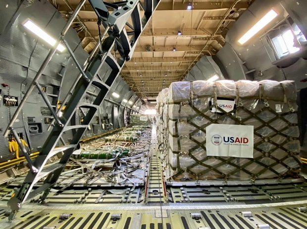 US Aid, covid-19 relief package