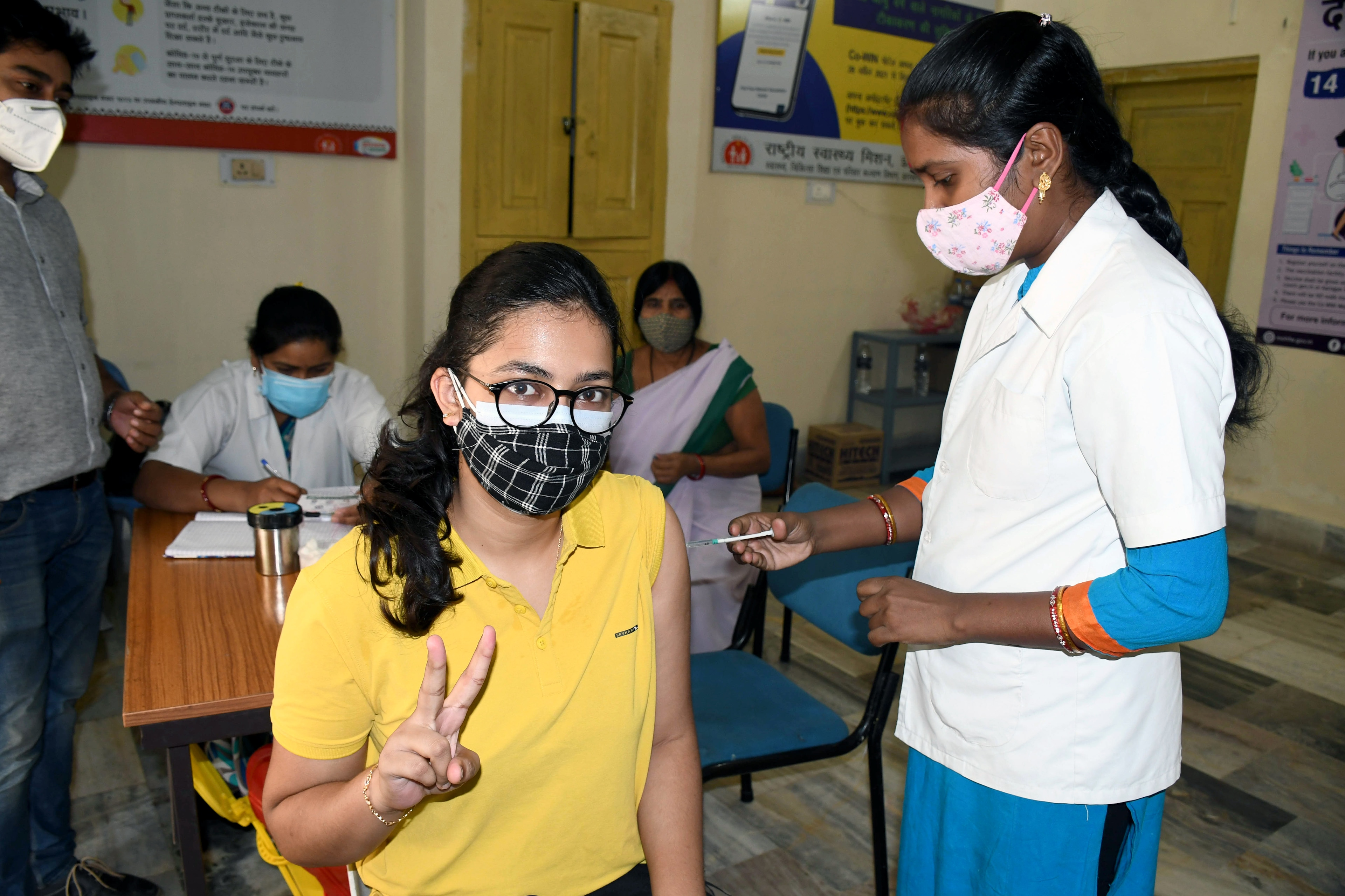 Covid surge resulted in shorfall of 190 mn doses by June in India: COVAX