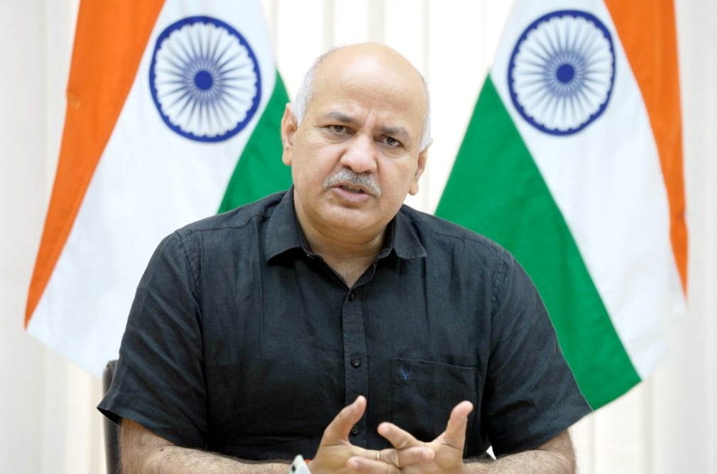 'Seed money' project to be started in all Delhi govt schools: Sisodia