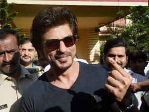 Maharashtra civic polls: Bollywood celebs, others cast vote