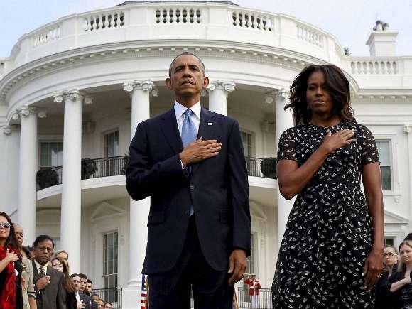9/11 anniversary, Barack Obama, Michelle Obama, Joe Biden