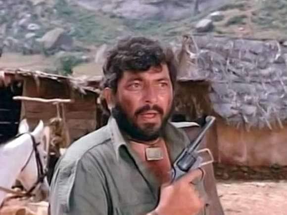 Sholay, Amitabh Bachchan, Amjad Khan, Dharmendra