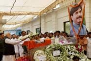 Gopinath Munde passes away